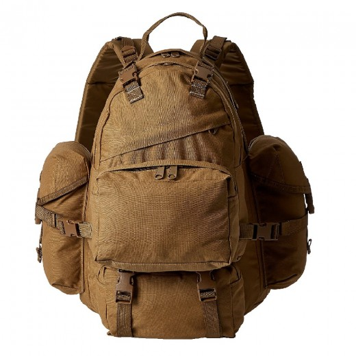 Three Day Assault Pack Plus Coyote Brown