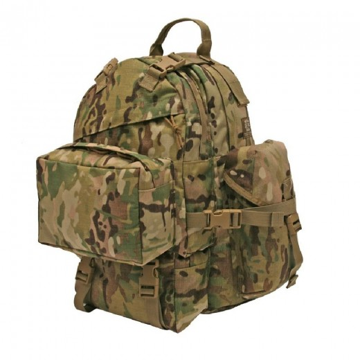 Three Day Assault Pack Plus Multicam