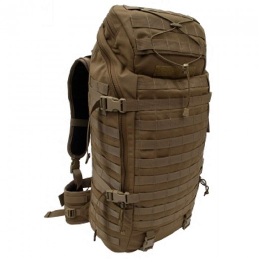 Extended Range Operator Pack Coyote Brown