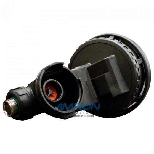 336-101-150 Breathing Valve Assembly w/o Positive Pressure - Black