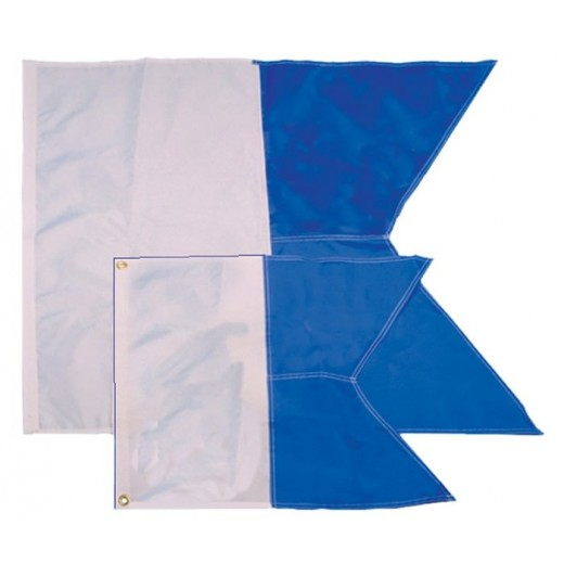 Alpha Dive Flag - 20 in. X 24 in.