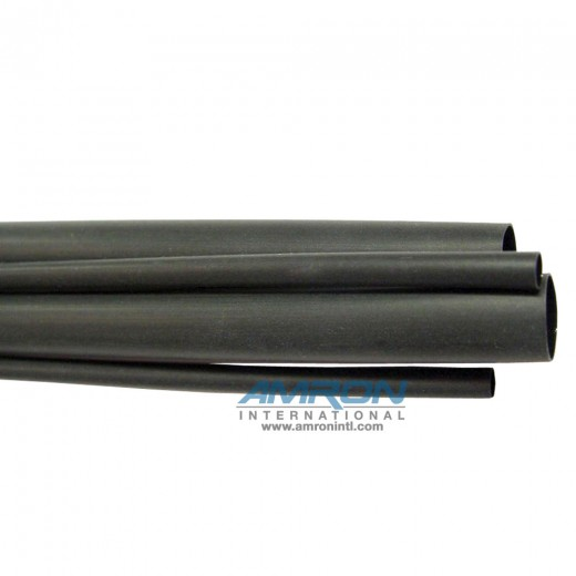 TAT Adhesive Heat Shrink Tubing 1/2 in. - 4 Foot Long