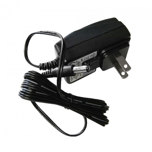 2822-0008A 9V DC US Charger for ADM Panel Mount, HBOT or Sub Aspida Portable (O2/CO2) and 101D2 Portable (O2) Monitor