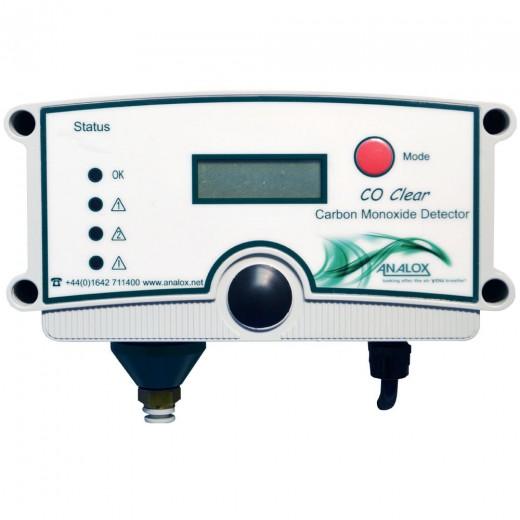 CO2535X56XXY16 Carbon Monoxide (CO) Clear Alarm - Nitrogen Environment 110V AC US Power - 0 to 10ppm