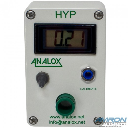 MO2HBYY03 HYP Hyperbaric Portable Oxygen (O2) Partial Pressure Analyzer