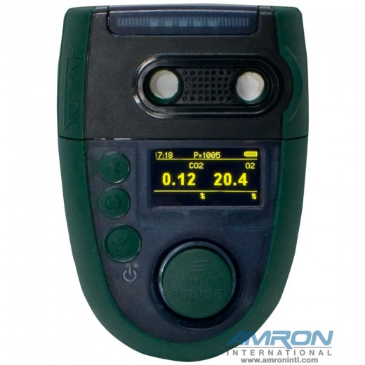 SAACAAA5601B Sub Aspida Portable Oxygen/Carbon Dioxide (O2/CO2) Monitor - 9 VDC US Charger