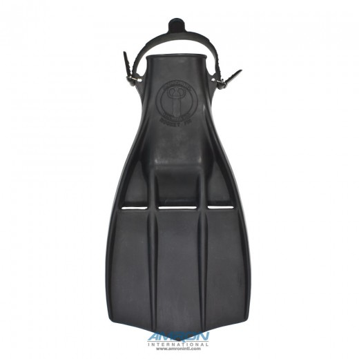 Rocket Fins with Metal Buckles - Large (Size 8-10)