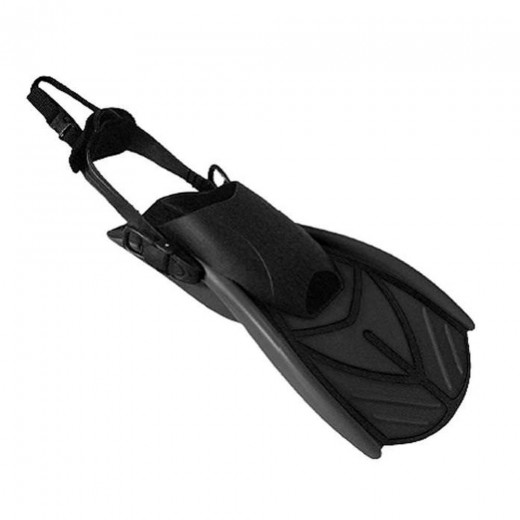 Shredder SAR Fins Large - Covert Black