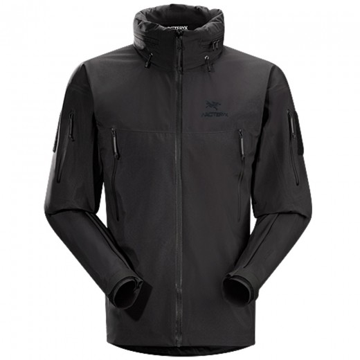 Alpha Jacket GEN 2 Black - Discontinued Model