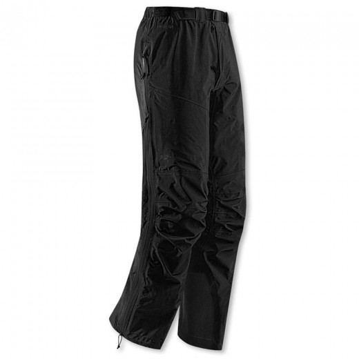 Alpha Pants - Black - X-Large - Discontinued Model