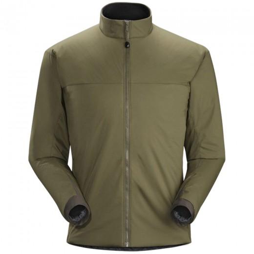 Atom LT Jacket LEAF - Ranger Green