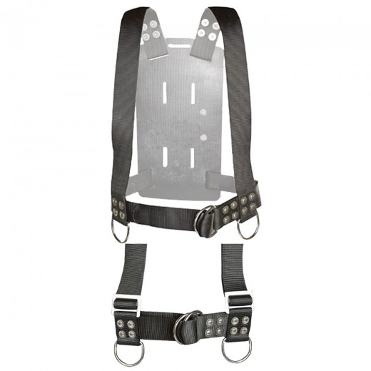 Backpack w/ Shoulder Adjusters - Medium