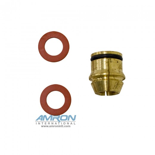 UWBR22C38K 3/8 in. Collet with O-Ring and Washer for BR-22 PLUS