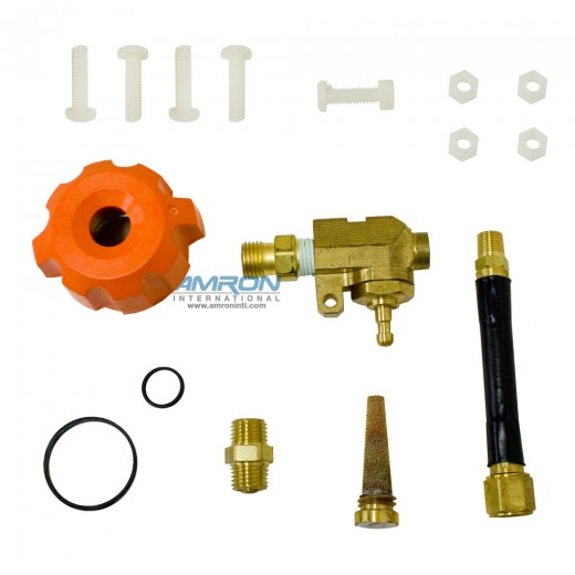 UWBR22RCSK BR-22 PLUS Complete Spare Kit