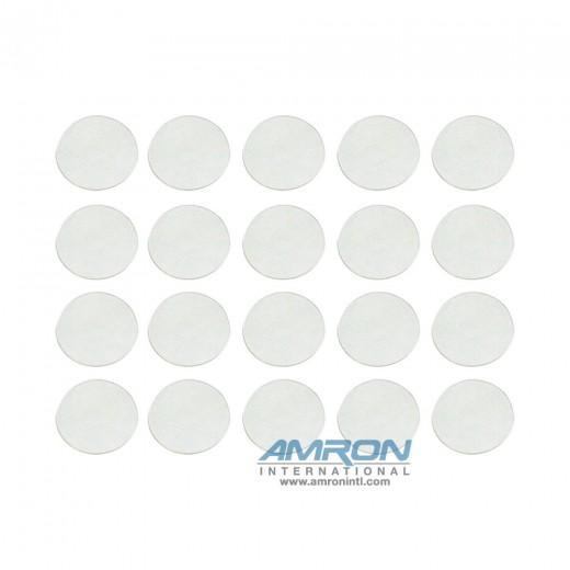 001-3701 Standard Membranes (20 pack) 1/2 in., Polyurethane, 13mm
