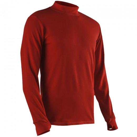 Flame Retardant Flight Deck Jersey - Red