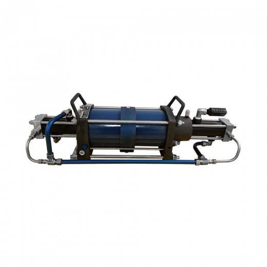 5G-TD-28/60 Booster Pump - Two Stage; Double Drive; 10,875 psi Max Outlet; 120 psi Min Inlet Pressure