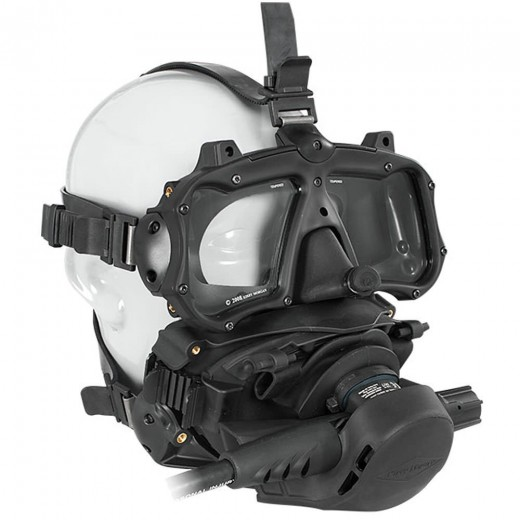 M-48 MOD 1 Full Face Mask - With Pod and Regulator