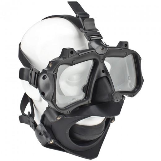 M-48 MOD-1 Full Face Mask - No Pod