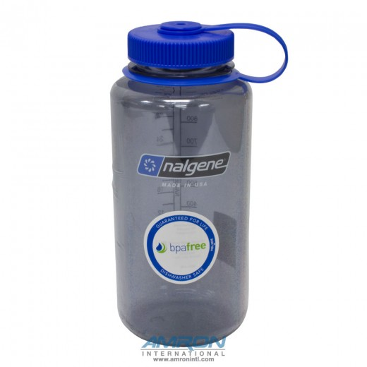 NAL-2178-2025 Loop-Top Wide-Mouth Water Bottle 32-Ounce