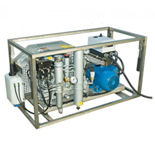 nuvair mini tech high pressure electric air compressor nuv80372