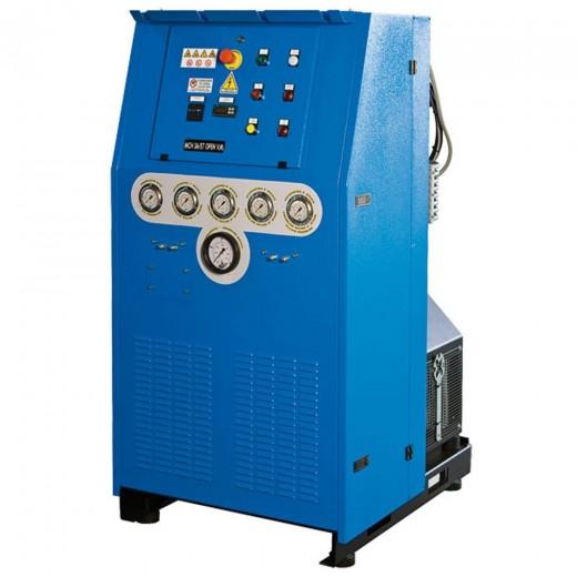 26 NUV-8044.6 Open High Pressure Air Compressor - 20HP 400V 50HZ 3 Phase Open - 6000 PSI Maximum Pressure