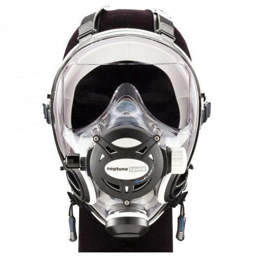 Neptune Space G Diver Full Face Mask - White