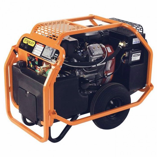 GT18B01 GT Hydraulic Power Unit - 5 or 8 gpm Output Capacity - CE Version REFERENCE ONLY