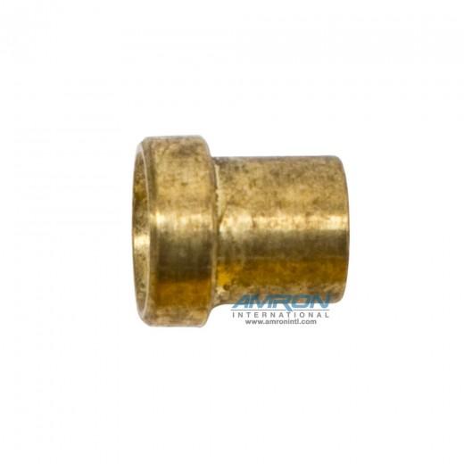 TX-B-4 Sleeve (Ferrule) 1/4 inch JIC - Brass