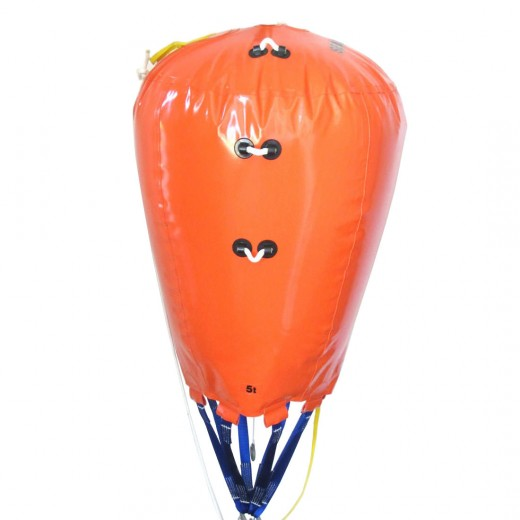 Air Lift Bag - 6,600 lbs (3,000 kg) Lift Capacity