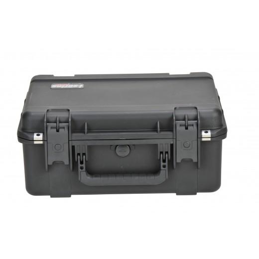 3I-1914N-8B-C MIL-STD Waterproof Case - 8 in. Deep - Cubed Foam - Black