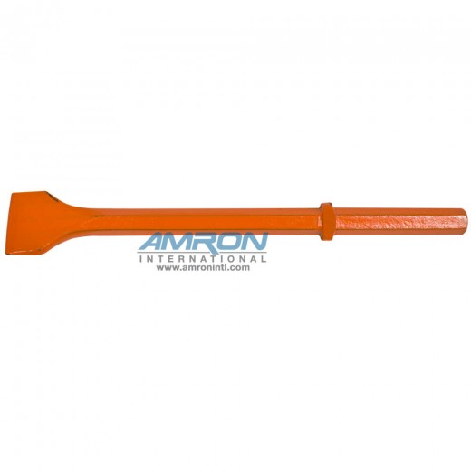 02334 - Chisel 14 in. UC 1-1/8 in. Hex x 6 in.