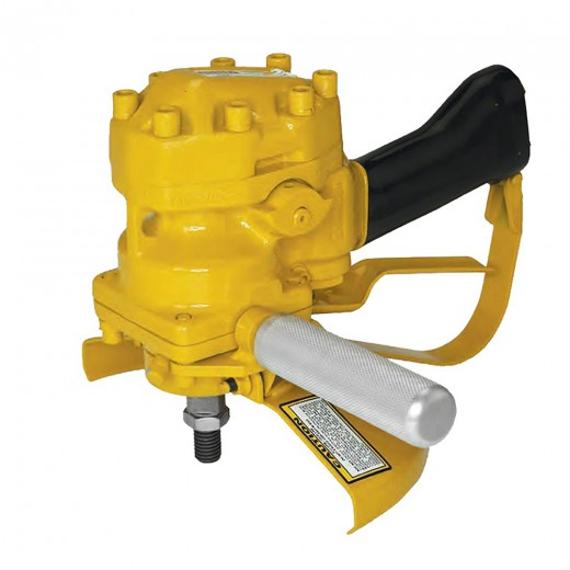 GR29 Hydraulic Underwater Grinder - 9 Inch Wheel - CE Version (Excludes Hose Whips; Includes Couplers)