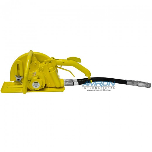 CO23 Hydraulic Underwater Cut-Off Saw - 10 Inch Wheel (Includes Hose Whips; Excludes Cut-Off Saw & Couplers)