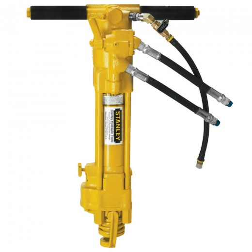 SK58310 Hydraulic Underwater Sinker Drill - I Inch Shank (Includes Hose Whips - Excludes Couplers)