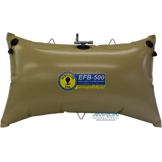 Enclosed Flotation Commercial Lift Bag - 550 lbs (250 kg) Lift Capacity