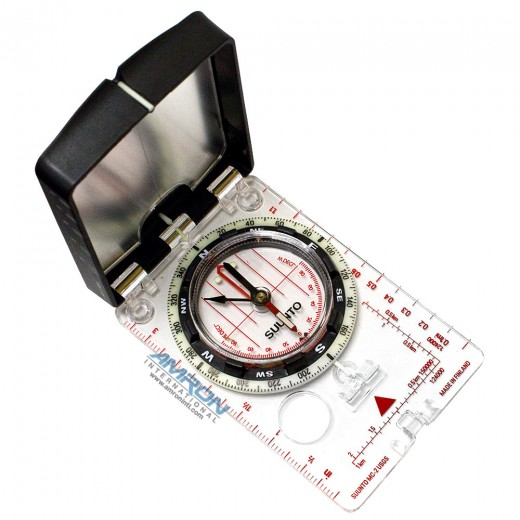 MC-2 360/D/L/IN/NH Compass - Inches - Northern Hemisphere