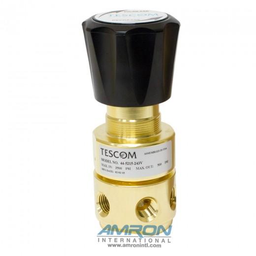 44-5215-243V Pressure Reducing Regulator Venting 5-500 PSIG – Brass