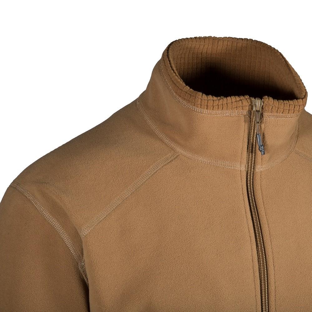 Beyond Clothing A3 RA Fleece Jacket Coyote