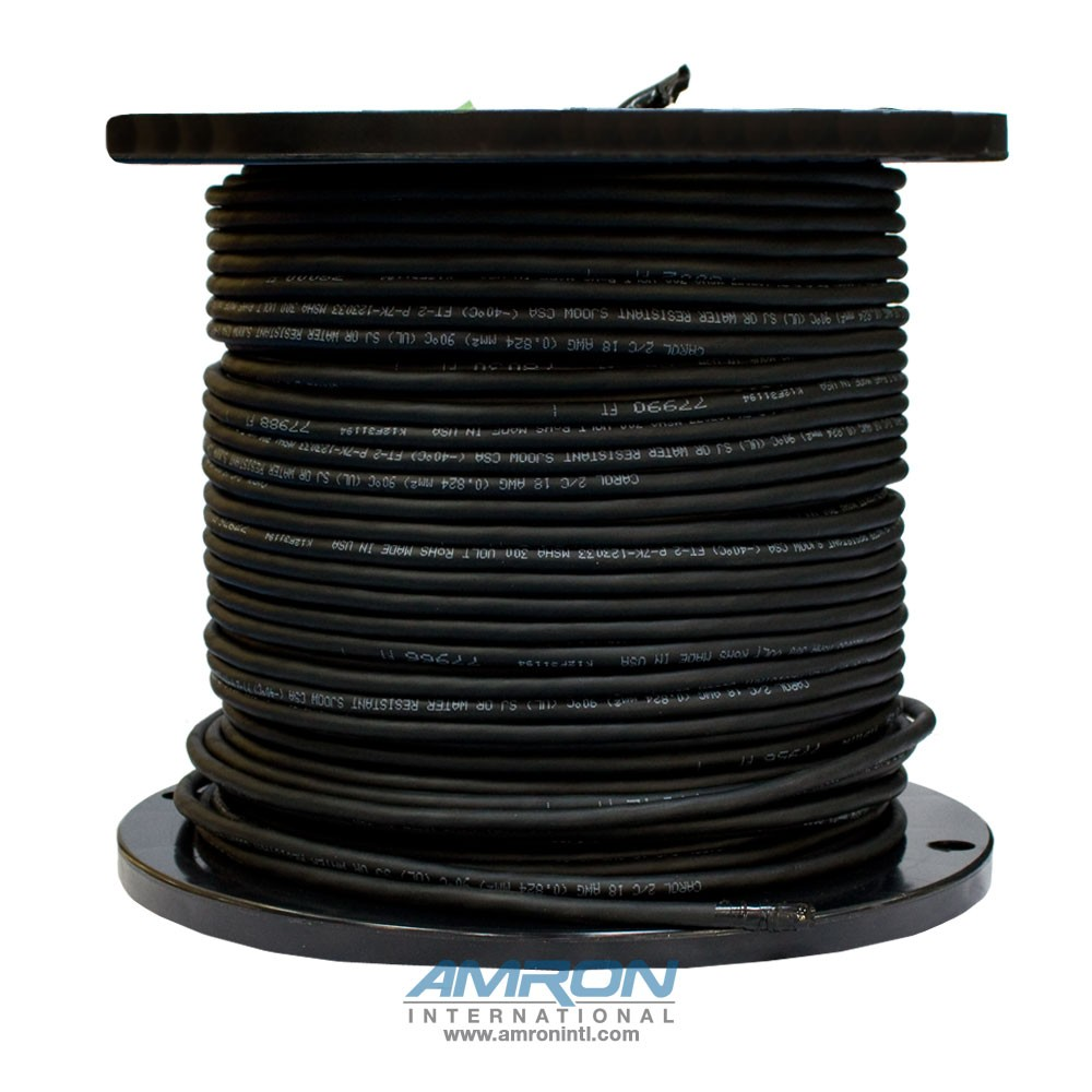 Anixter 218SJO-REEL Electrical Cable - 500 Foot Reel