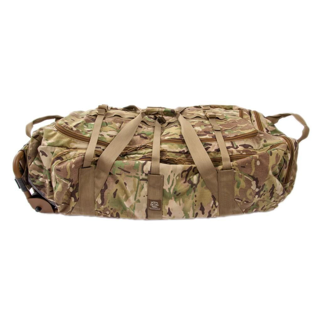 Tactical Tailor Rolling Duffle Bag Multicam