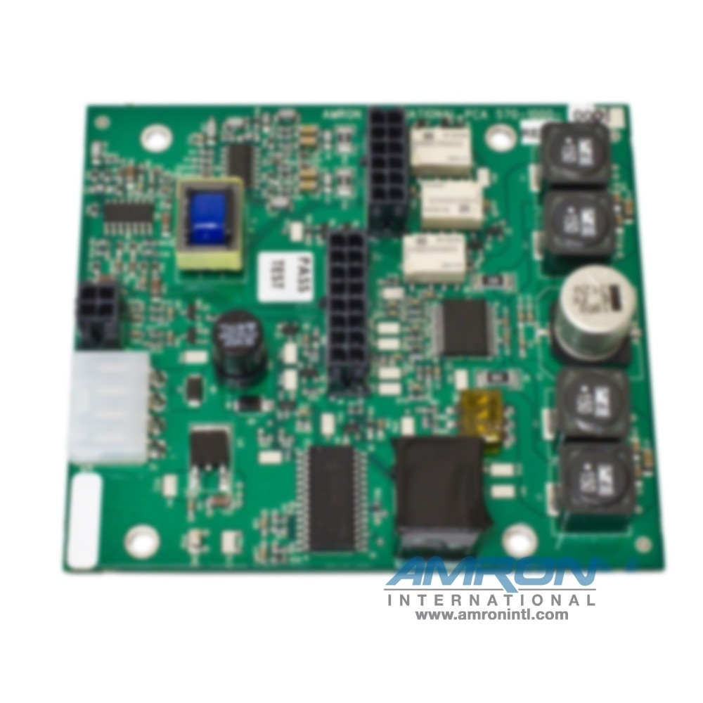 Amron International 570-1000-01 Replacement PCA Card for Non-Rechargeable 1 Diver Communicator