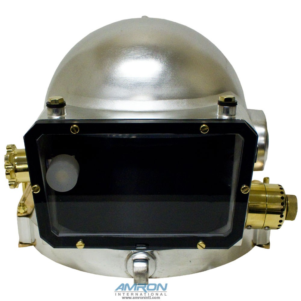 Desco Diving Air Hat Tin Plated with Four Wire Comm Pigtail and Fitting 61000-61228