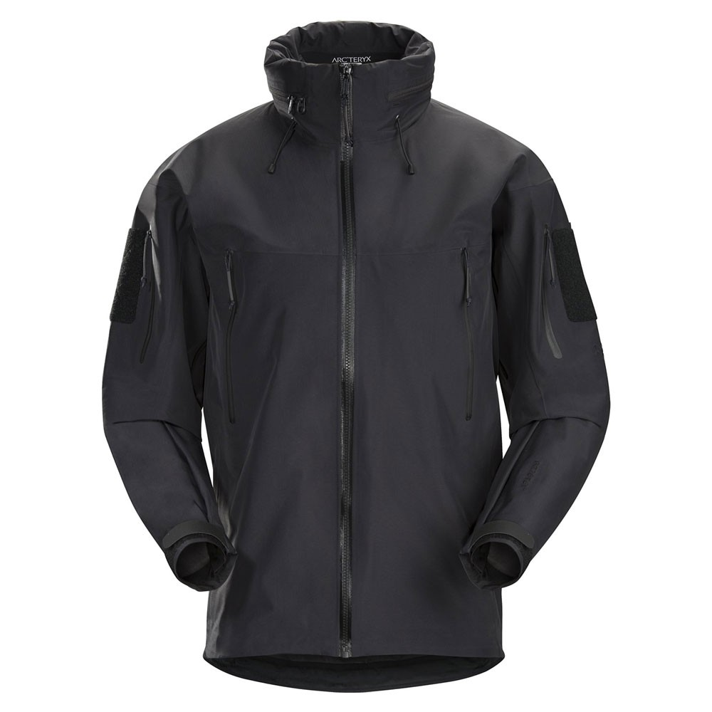 Arc'teryx Alpha Jacket GEN2 - Black