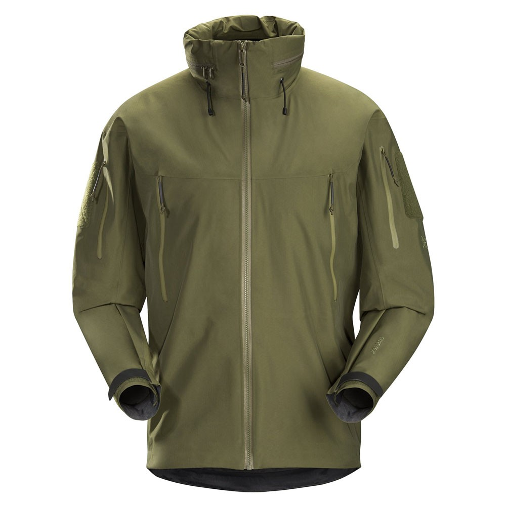 Arc'teryx Alpha Jacket GEN 2 - Ranger Green