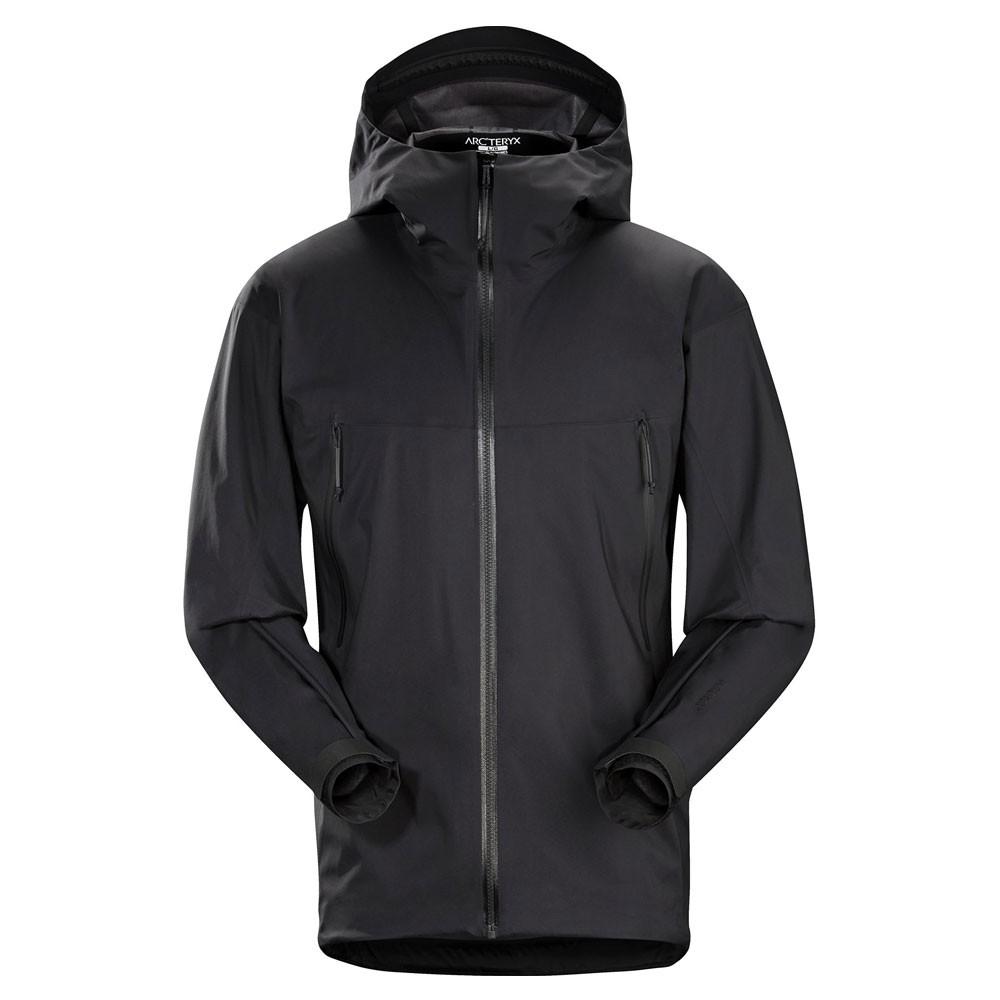Arc'teryx Alpha Jacket LT GEN 2 - Black