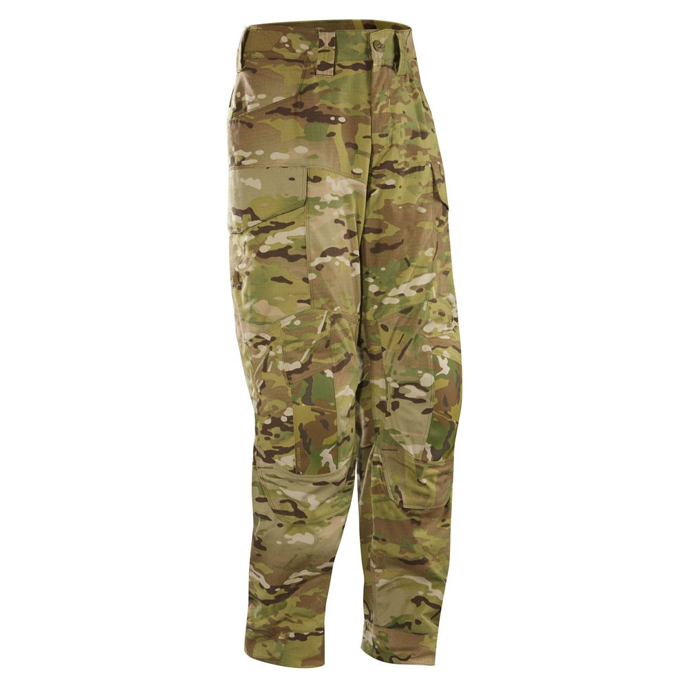 Arc'teryx Assault Pant AR Berry - MultiCam