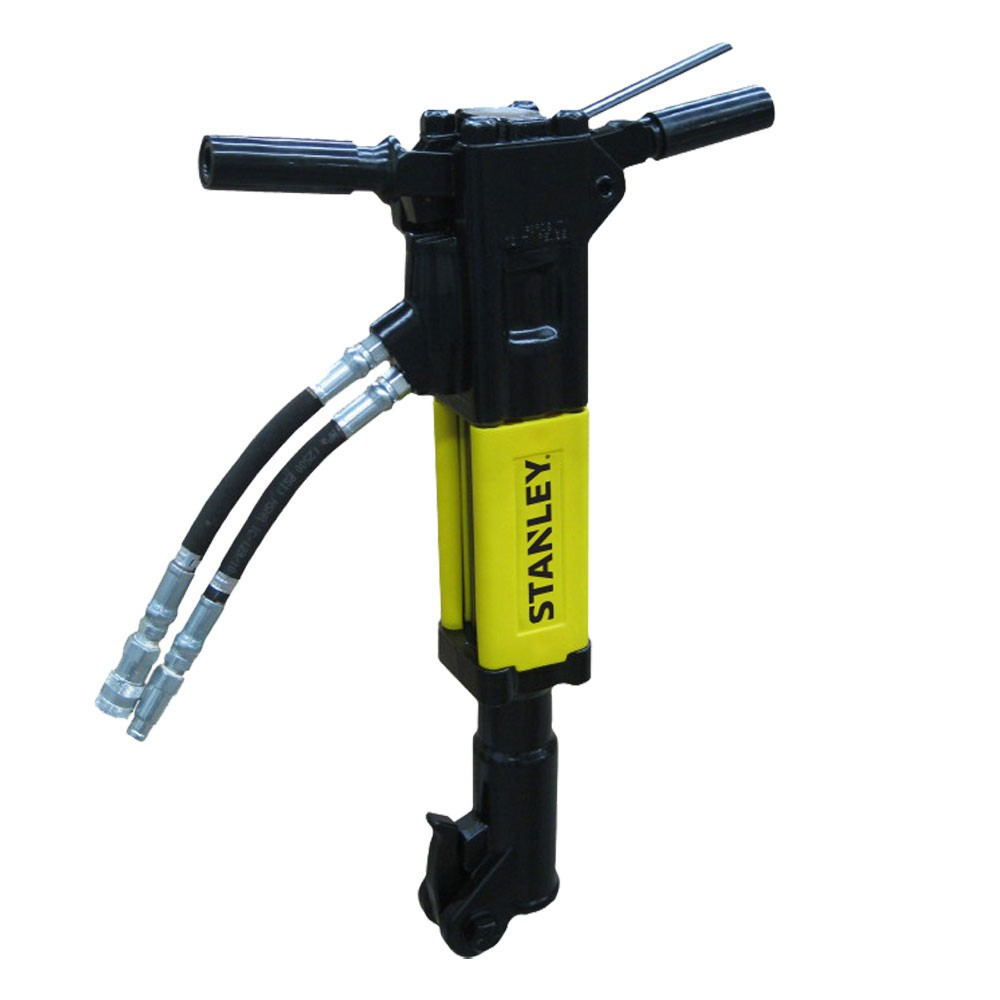 Stanley Tools BR45120E Hydraulic T-Handle Breaker 1-1/8 x 6 inch Hex Easi-Ride™ Foot