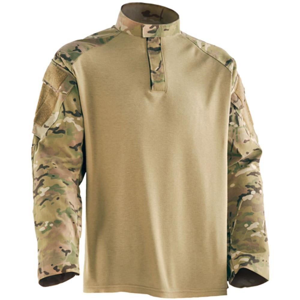 DRIFIRE Flame Resistant Fortrex Combat Shirt - Multicam