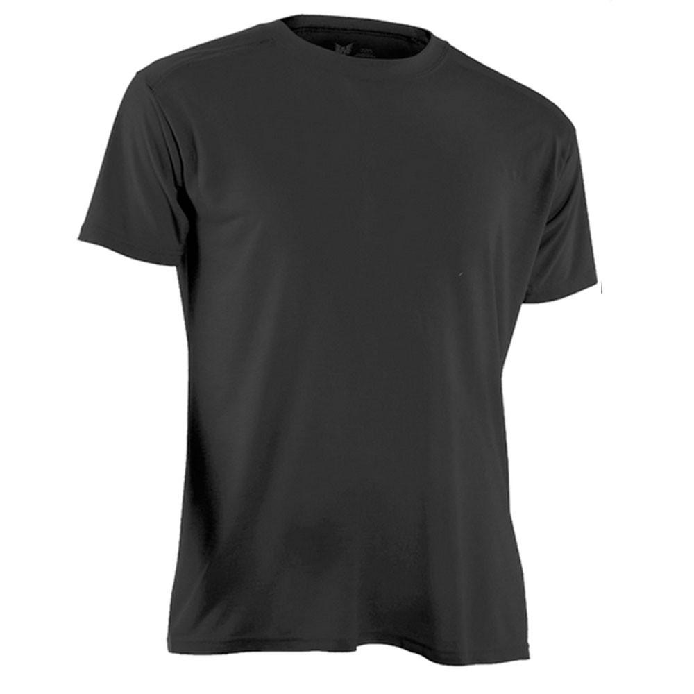 DRIFIRE Ultra-Lightweight Short Sleeve Tee - Black